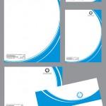 طراحی ست اداری رزین سازان 3