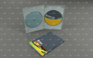 طراحی و چاپ لوح فشرده(سی دی)